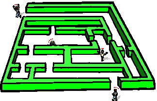 Clipart Labyrinth